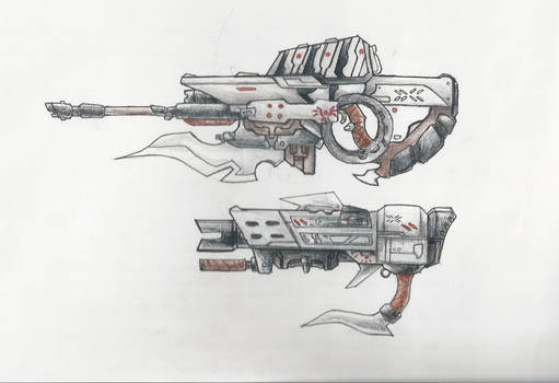 Halo - Brute Weapons 6