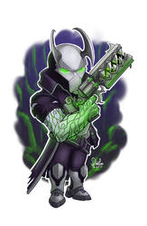 Androxus by ferwar