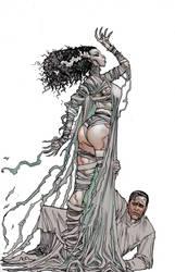Bride of Frankenstein by AshcanAllstars