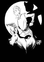 Tintin by Robbi Rodriguez by AshcanAllstars