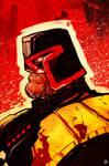 Judge Dredd by Juan Doe