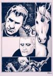 Blade Runner by Joao Carlos Vieria