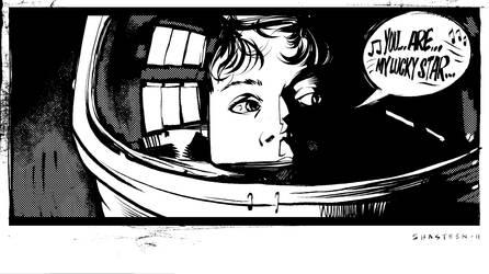 ALIEN by Tony Shasteen