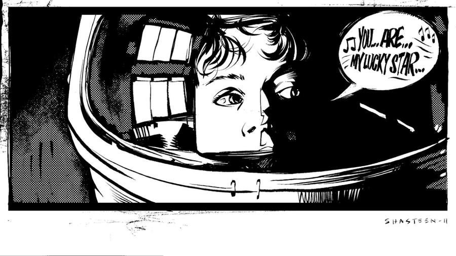 ALIEN by Tony Shasteen by AshcanAllstars