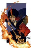 Jafar by Rebekah Isaacs by AshcanAllstars