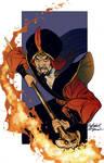 Jafar by Rebekah Isaacs