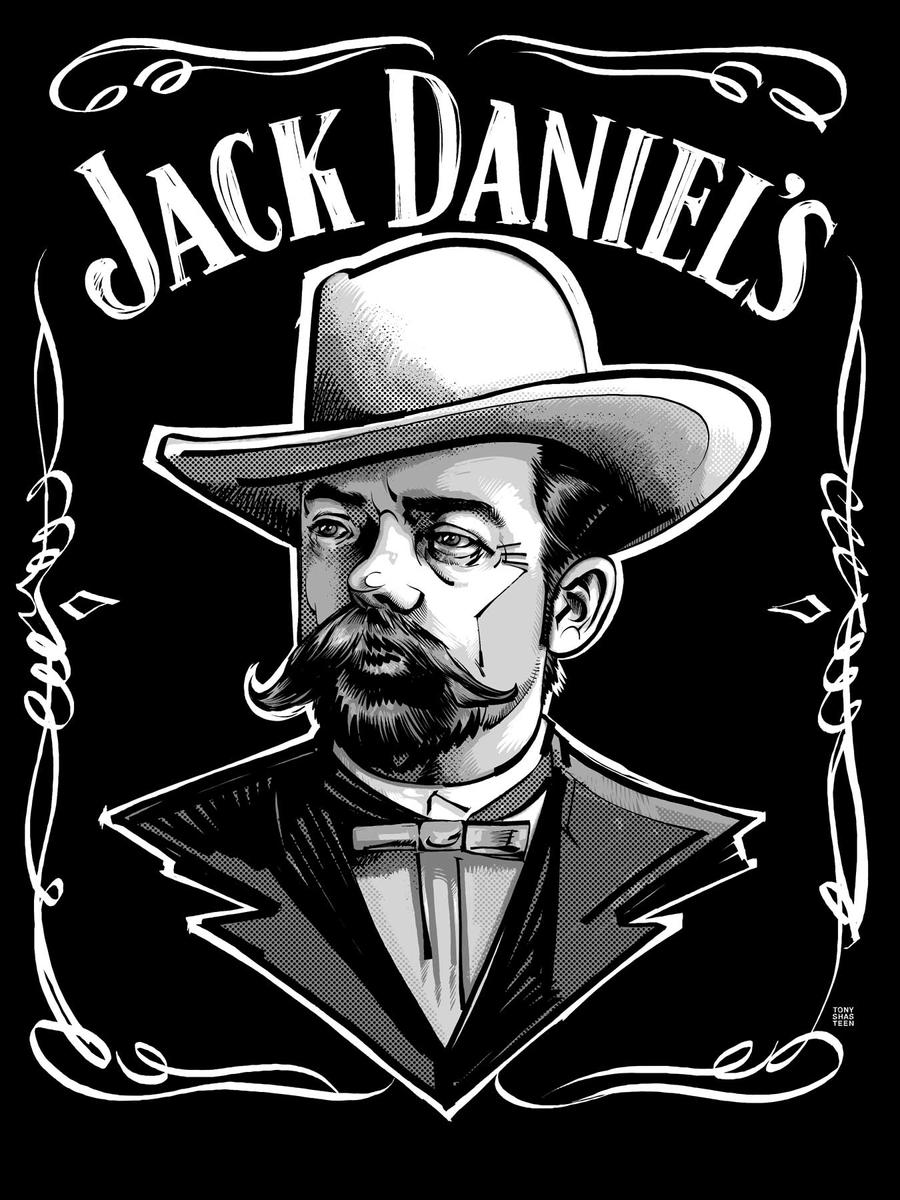 Populaire Jack Daniels by Tony Shasteen by AshcanAllstars on DeviantArt KH12
