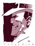 Dick Tracy by Andy Kuhn