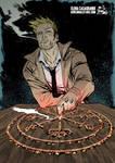 John Constantine by Elena Casagrande
