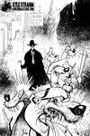 Judge Doom and the Toon Patrol by Kyle Strahm