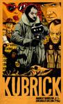 Stanley Kubrick by Amancay Nahuelpan