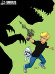Jonny Quest by Tom Feister