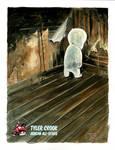 Casper the Friendly Ghost by Tyler Crook