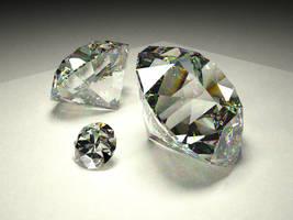 diamonds by feckt
