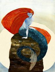 The Little Mermaid Pre by piratepseudoferret