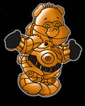C3PO Care bear