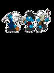 little blue killers