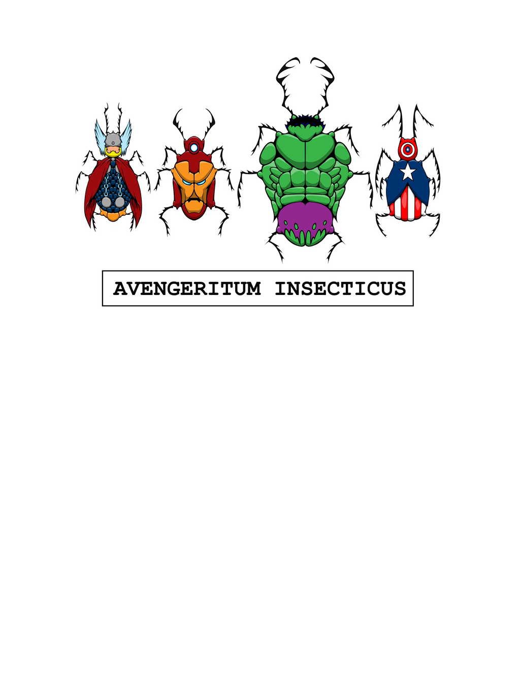 Avengeritum Insecticus by yayzus