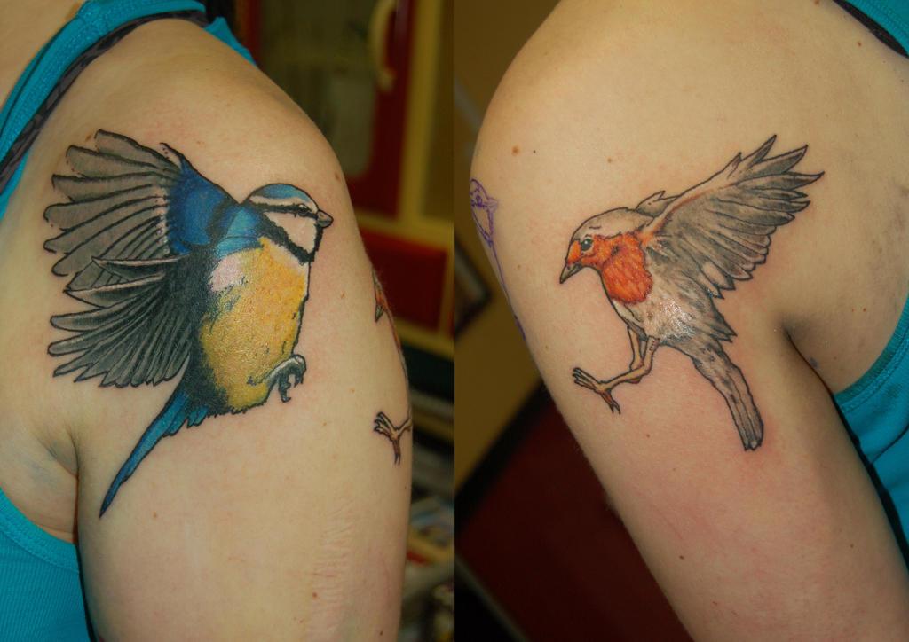 Tattoo Tits 31