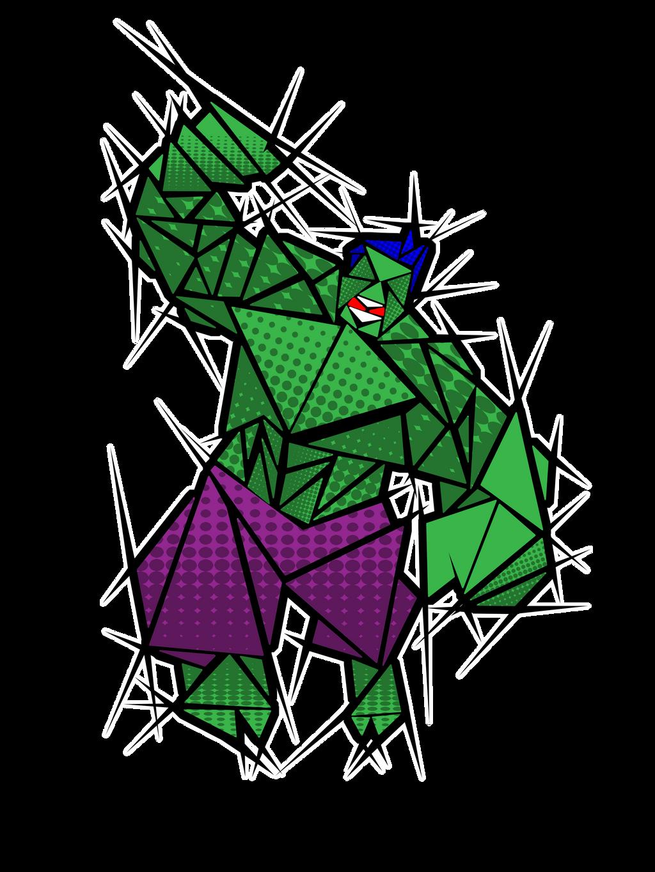 Abstract smash! by yayzus