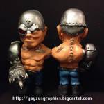 Mean Machine Angel figurine