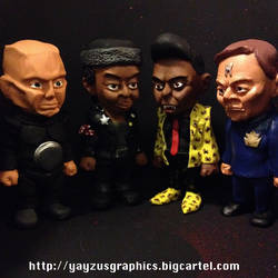 red dwarf crew by yayzus