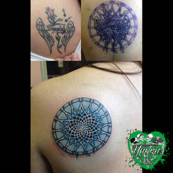 Coverup dreamcatcher