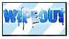 wipeout stamp by solhuset