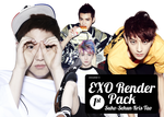 EXO Render/PNG pack