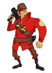 Tf2 Soldier-MAGGOTS
