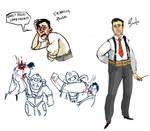 Bioshock 2 Doodle
