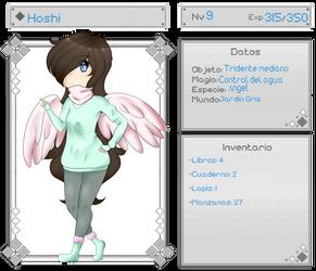 [TGG] Hoshi 2.0 by pandicornio345