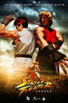 Street Fighter Legacy Poster