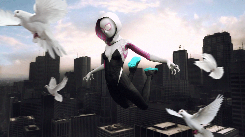 Spider Gwen by hyzak