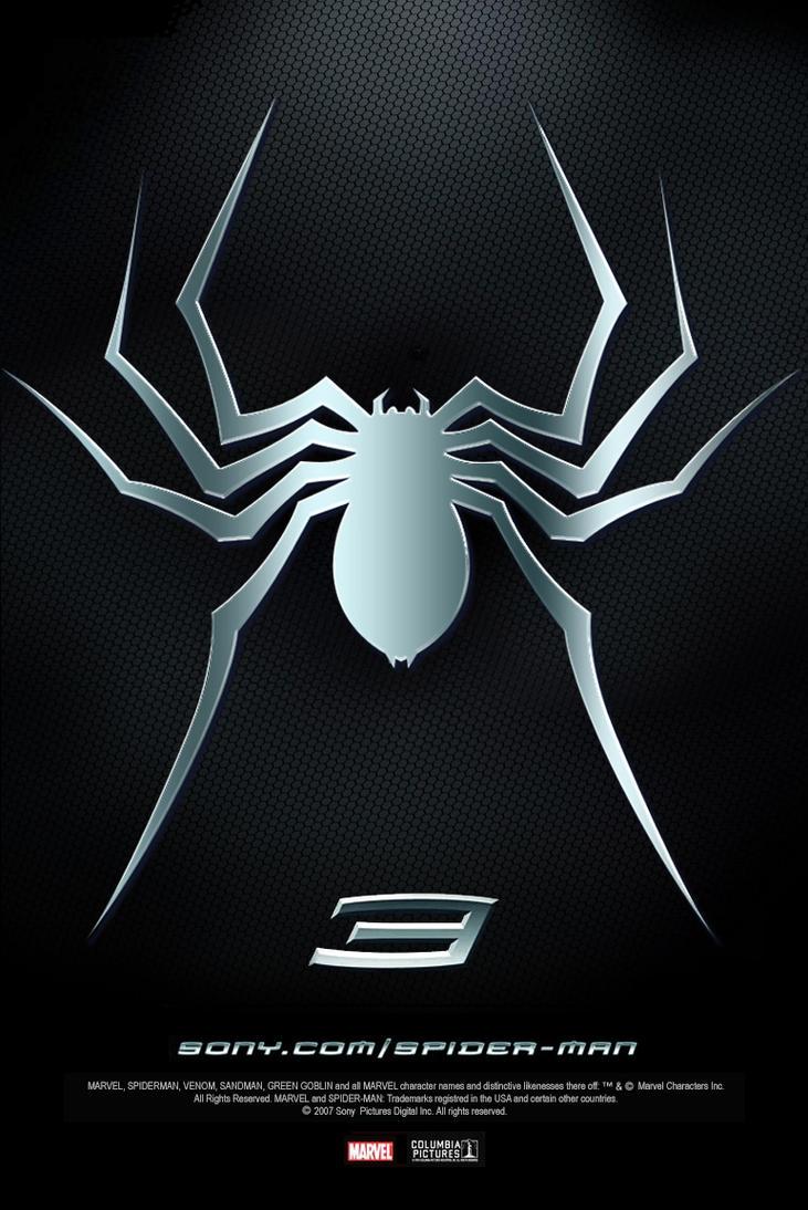 Spider-Man 3 Poster by hyzak
