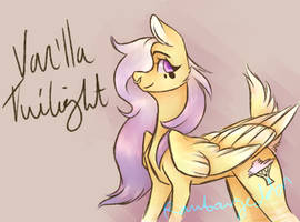 vanilla twilight //trade by Leechetious