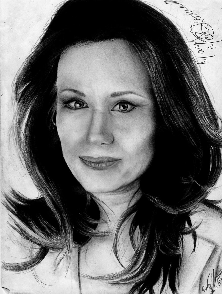 Mary McDonnell by SempreAmore on DeviantArt