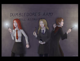 Hogwarts Resistance by Lucy--C