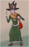 Augusta 'Gran' Longbottom by Lucy--C