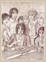 After the battle- Neville by Lucy--C