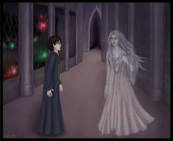 The Grey Lady by Lucy--C