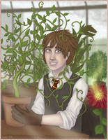 Day 16 - Neville by Lucy--C