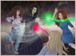 Fighting Bella