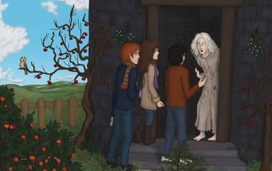 HP art project - DH chapter 20