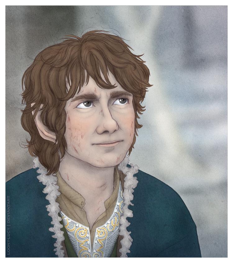 Bilbo by Loony-Lucy