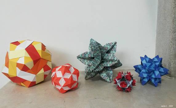 Origami - late 2020