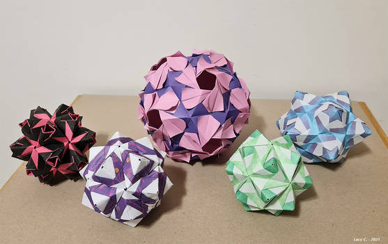 Origami - latest stuff