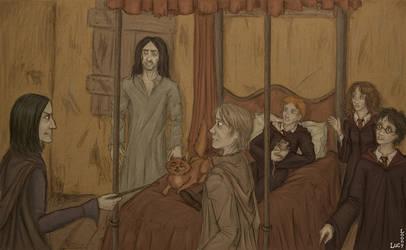 in the Shrieking Shack by Lucy--C