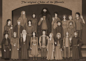 Original Order of the Phoenix by Lucy--C
