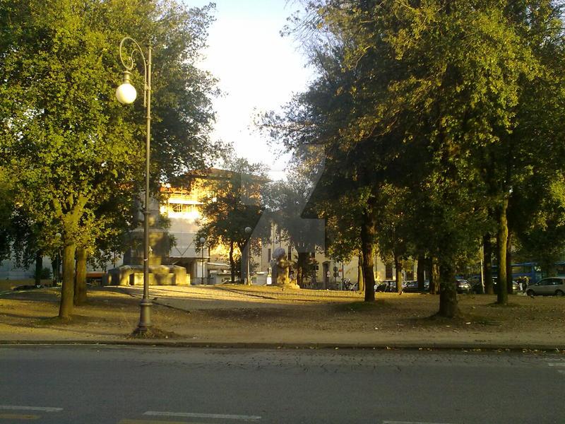 Piazzale Verdi